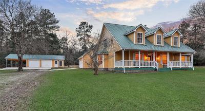 Montgomery Single Family Home For Sale: 14227 Amber Lane