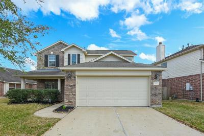 Pearland Single Family Home For Sale: 2605 Cypress Springs Drive
