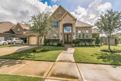 Sugar Land Single Family Home For Sale: 5823 Krisford Court