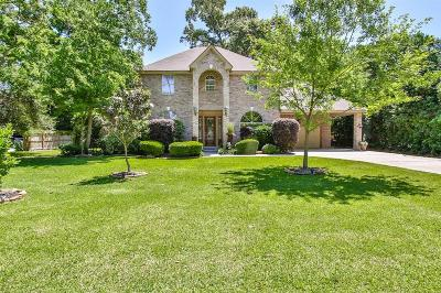 Tomball Single Family Home For Sale: 23510 Powder Mill Drive