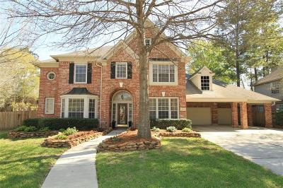 Kingwood Single Family Home For Sale: 1934 Sweetstem Drive