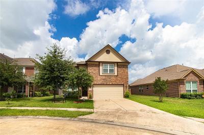 Single Family Home For Sale: 7807 Koloa River Court