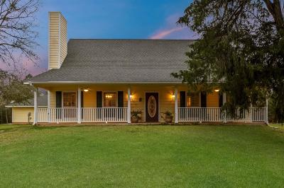 Willis Single Family Home For Sale: 7040 Fm 3081 Road