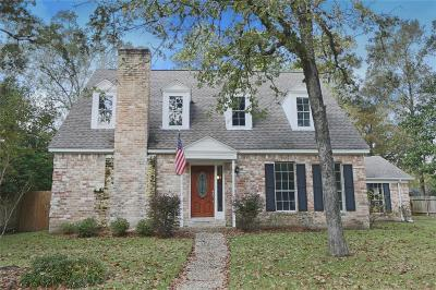 Spring Single Family Home For Sale: 24203 Creekview Drive