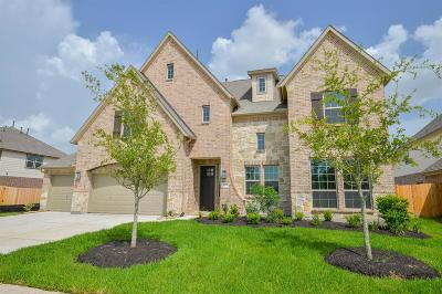 Katy Single Family Home For Sale: 27947 Crosswater Lane