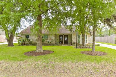 Pearland Single Family Home For Sale: 2511 Taylor Lane