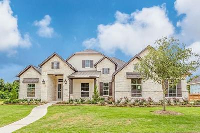 Fulshear Single Family Home For Sale: 8535 Blue Ridge Trail