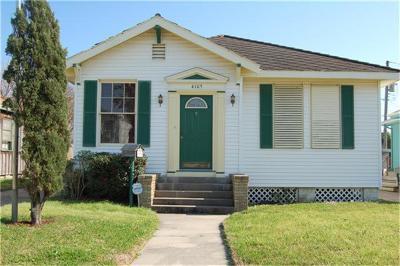Galveston County Rental For Rent: 4105 Avenue T