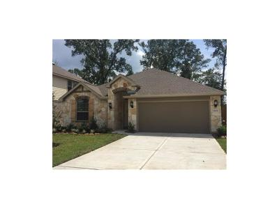 New Caney Single Family Home For Sale: 18808 Laurel Hills Drive
