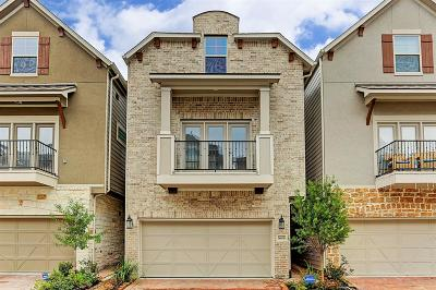 Houston Single Family Home For Sale: 1606 Water Oak Point Drive