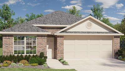 Tomball Single Family Home For Sale: 9963 Southern Bayberry Drive