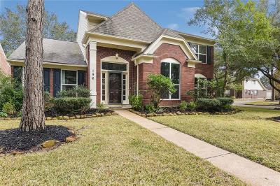 League City Single Family Home For Sale: 146 Hidden Lake Drive