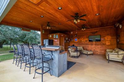 Colorado County Country Home/Acreage For Sale: 1000 Heiman Luedke Lane