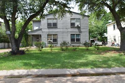 Texas City Multi Family Home For Sale: 1212 4th Avenue N