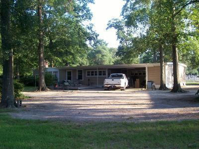 Conroe Farm & Ranch For Sale: 19443 Deer Glen Drive