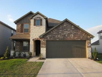 Houston Single Family Home For Sale: 2615 Morning Meadow Drive