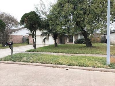 Houston Single Family Home For Sale: 8038 Bunker Wood Lane