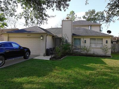 Tomball Single Family Home For Sale: 22527 August Leaf Drive