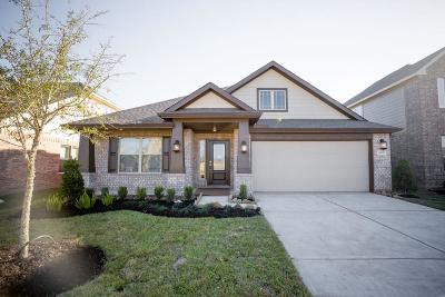 Richmond Single Family Home For Sale: 3635 White Gardenia Lane
