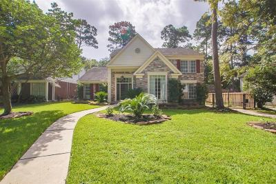 The Woodlands Single Family Home For Sale: 76 Eagle Rock Circle