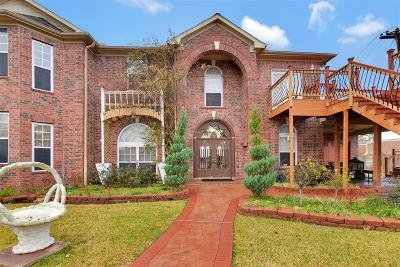 Houston Single Family Home For Sale: 6008 Bonn Echo Lane