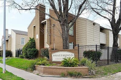 Houston Multi Family Home For Sale: 8100 Creekbend Drive