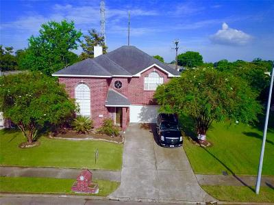 Channelview Single Family Home For Sale: 910 Moorside Lane