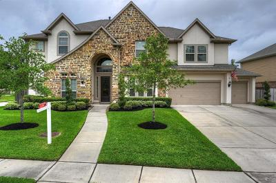 Humble Single Family Home Pending: 13014 Freemont Peak Lane