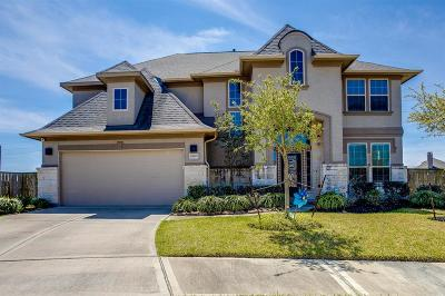 Richmond Single Family Home For Sale: 21007 Brunson Falls Drive