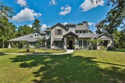 Magnolia Single Family Home For Sale: 38112 Windy Ridge Trail