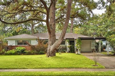 Oak Forest Single Family Home For Sale: 5209 De Lange Lane