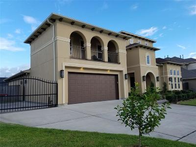 Friendswood Single Family Home For Sale: 1807 Sterling Creek Dr