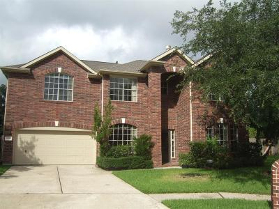 Friendswood Single Family Home For Sale: 16202 Quiet Canyon Court