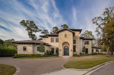 Houston Single Family Home For Sale: 1 Saddlehorn Lane