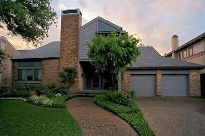 Houston Single Family Home For Sale: 3745 Farber Street