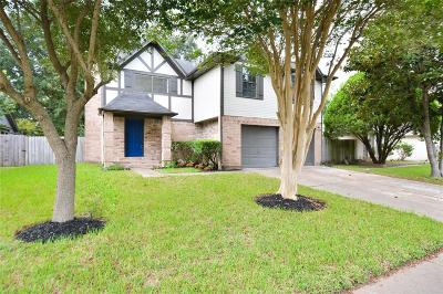 Houston Single Family Home For Sale: 7422 Soledad Drive