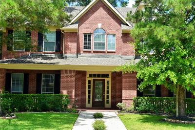 Humble Single Family Home For Sale: 18135 Bayou Mead Trail