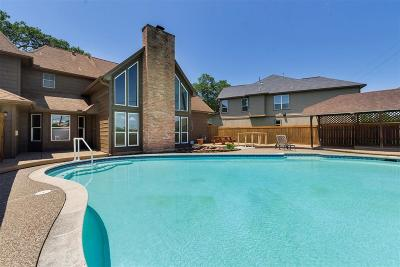 Tomball Single Family Home For Sale: 8811 Sedgemoor Drive