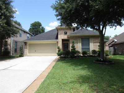 Houston Single Family Home For Sale: 3314 Tamarind Trail