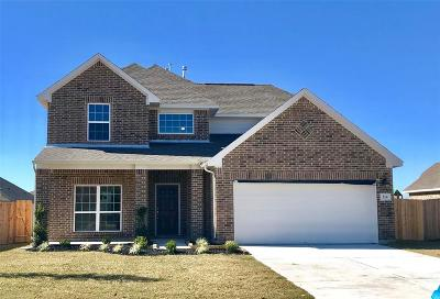 Baytown Single Family Home For Sale: 114 Brazos Drive