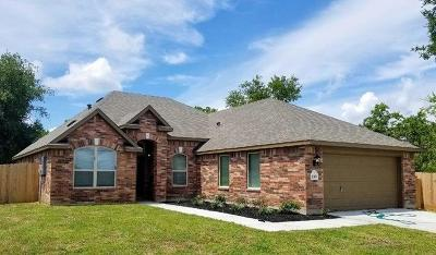 Willis Single Family Home For Sale: 12433 Hackberry Drive