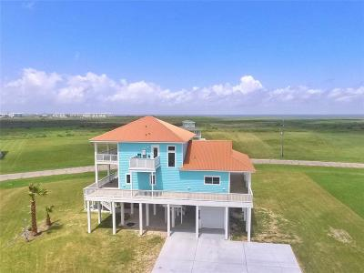 Galveston Single Family Home For Sale: 18818 Warrior Road