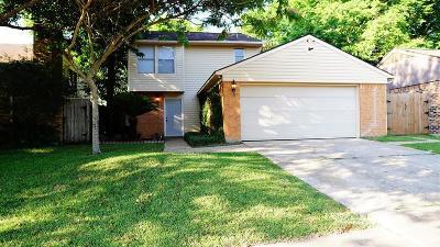 Missouri City Single Family Home For Sale: 3614 Palm Grove Drive