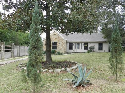 Houston Single Family Home For Sale: 6736 Sylvan Road