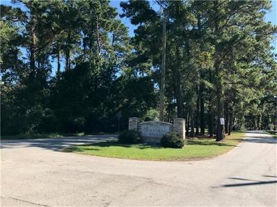 Conroe Residential Lots & Land For Sale: 00 Twin Oak Drive