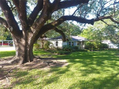 Alvin Single Family Home For Sale: 406 George Street