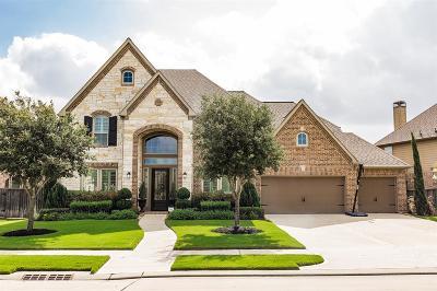 Cinco Ranch Single Family Home For Sale: 27710 Merchant Hills Lane