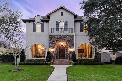 Bellaire Single Family Home For Sale: 4601 Pine Street