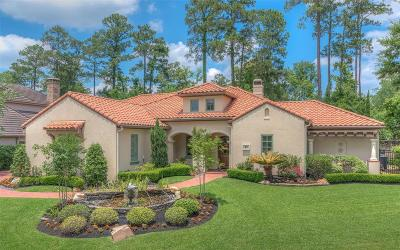 The Woodlands Single Family Home For Sale: 67 Rhapsody Bend Drive
