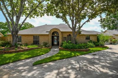 Katy Single Family Home For Sale: 3106 Brant Street